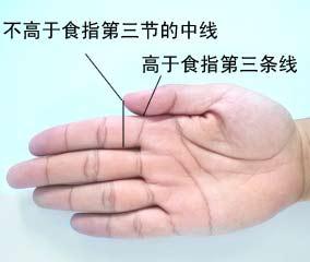 手相中拇指理想长度的标准